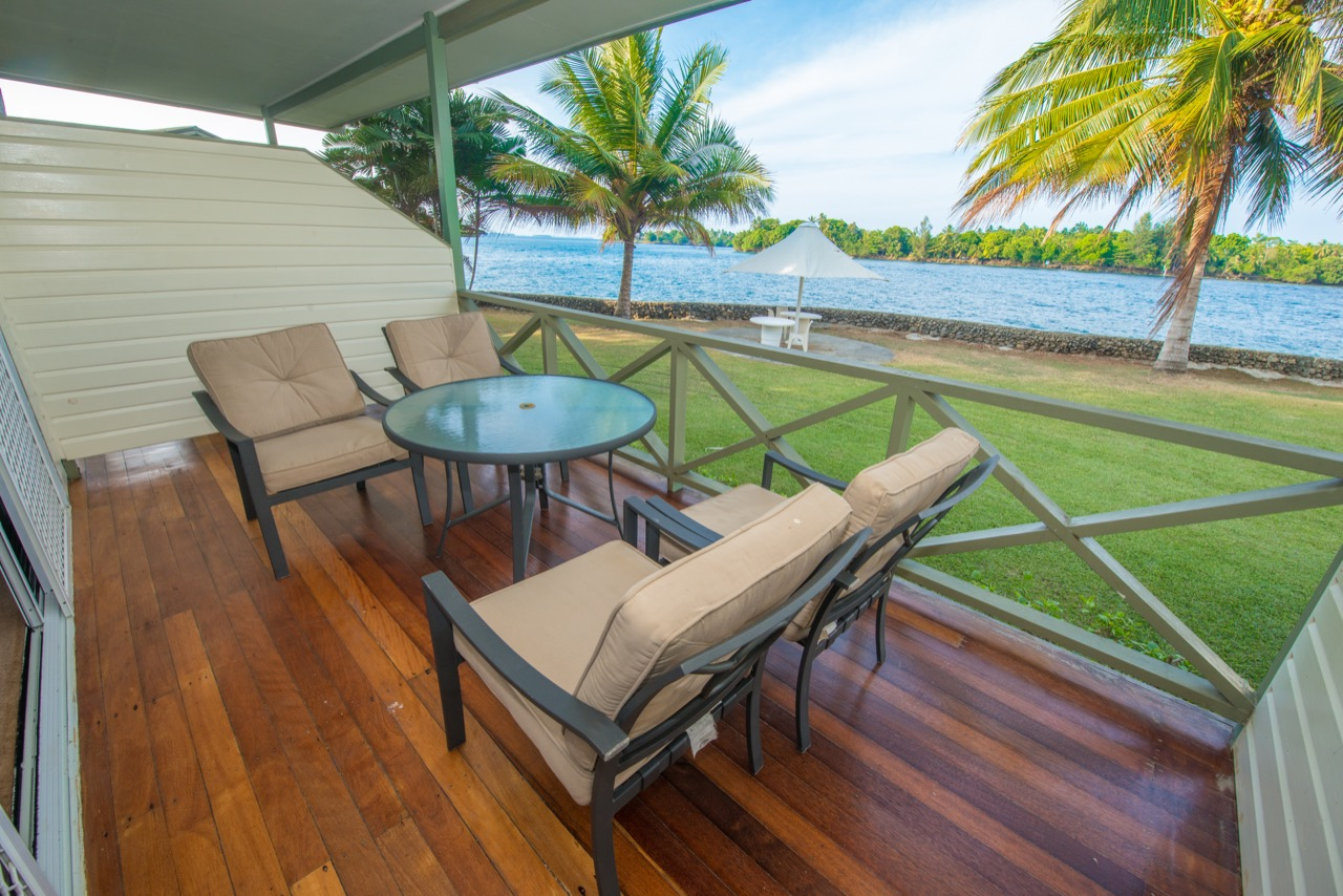 Executive Waterfront Bungalows & Suites